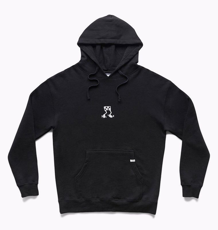 Own Race Hoody // Black