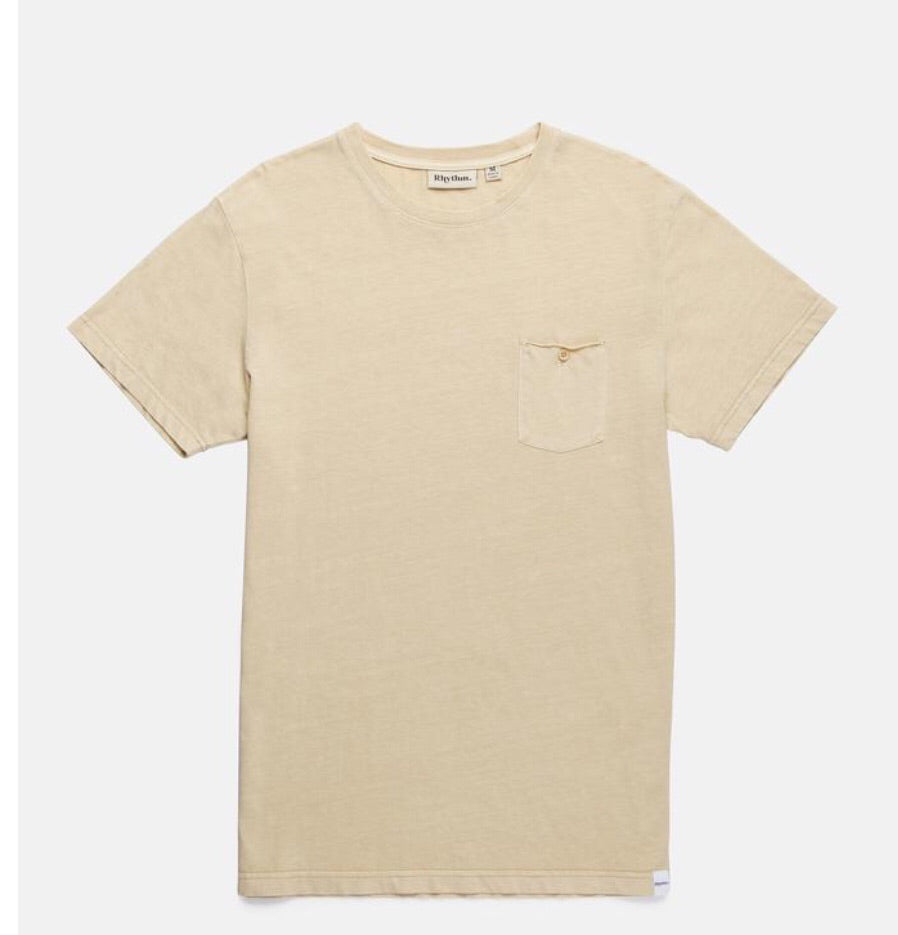 Everyday Wash T-Shirt // Washed Sand