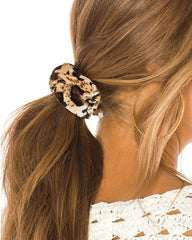 Cheetah Scrunchies // Leopard