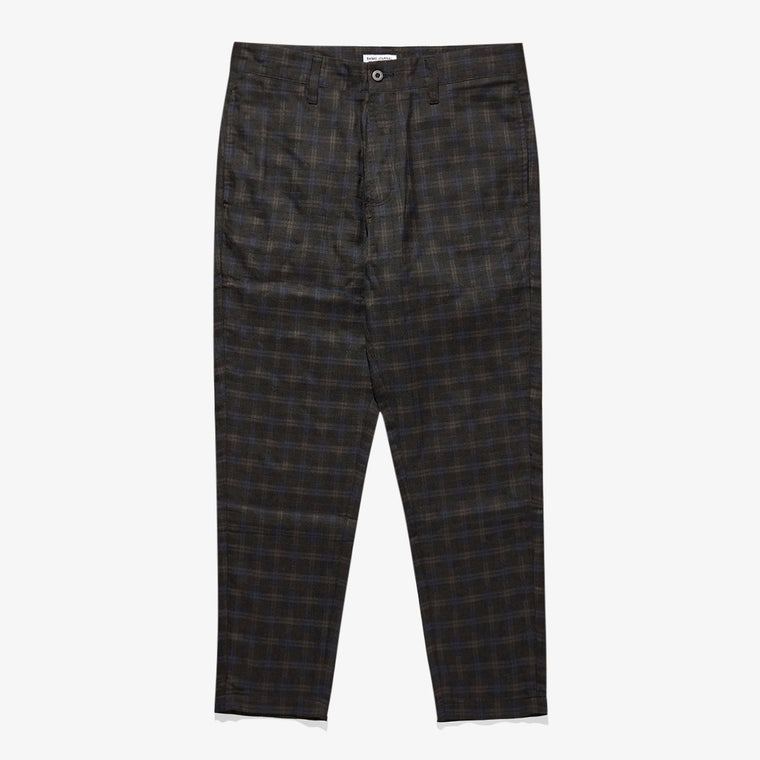 Downtown Plaid Pant // Dirty Denim