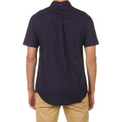 Studio Oxford S/S Shirt // Navy