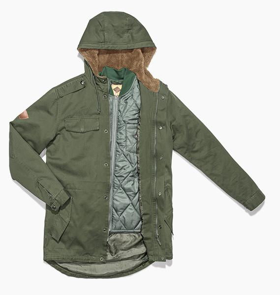 Wanderer Jacket // Fatigue