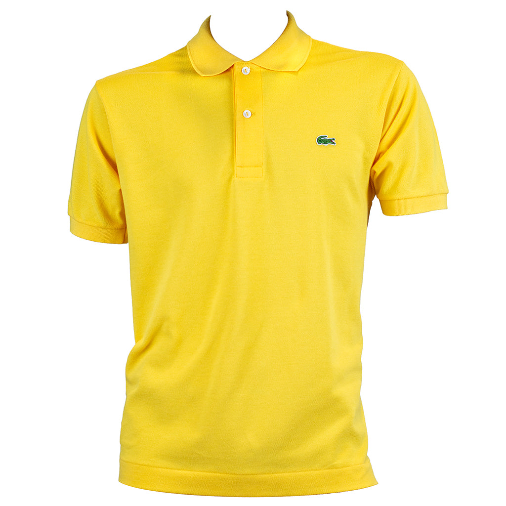 Lacoste Polo Classic Fit Κίτρινο