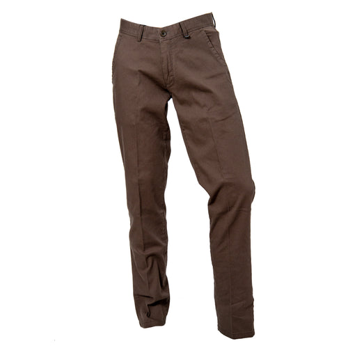 Sogo Παντελόνι Chinos Brown