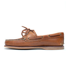 Load image into Gallery viewer, Timberland Classic Boat Shoe Brown Full Grain Δερμάτινο