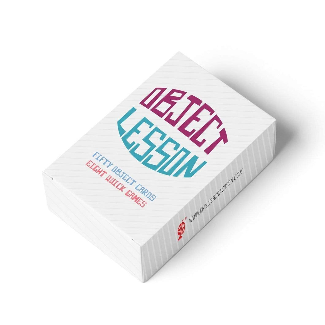 Object Lesson - Card Pack - Teacher-Toolkit.co.uk