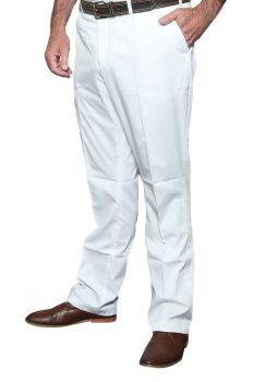 Birdi Trousers in White