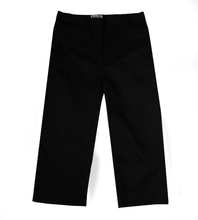 Load image into Gallery viewer, Ladies Capris in Black