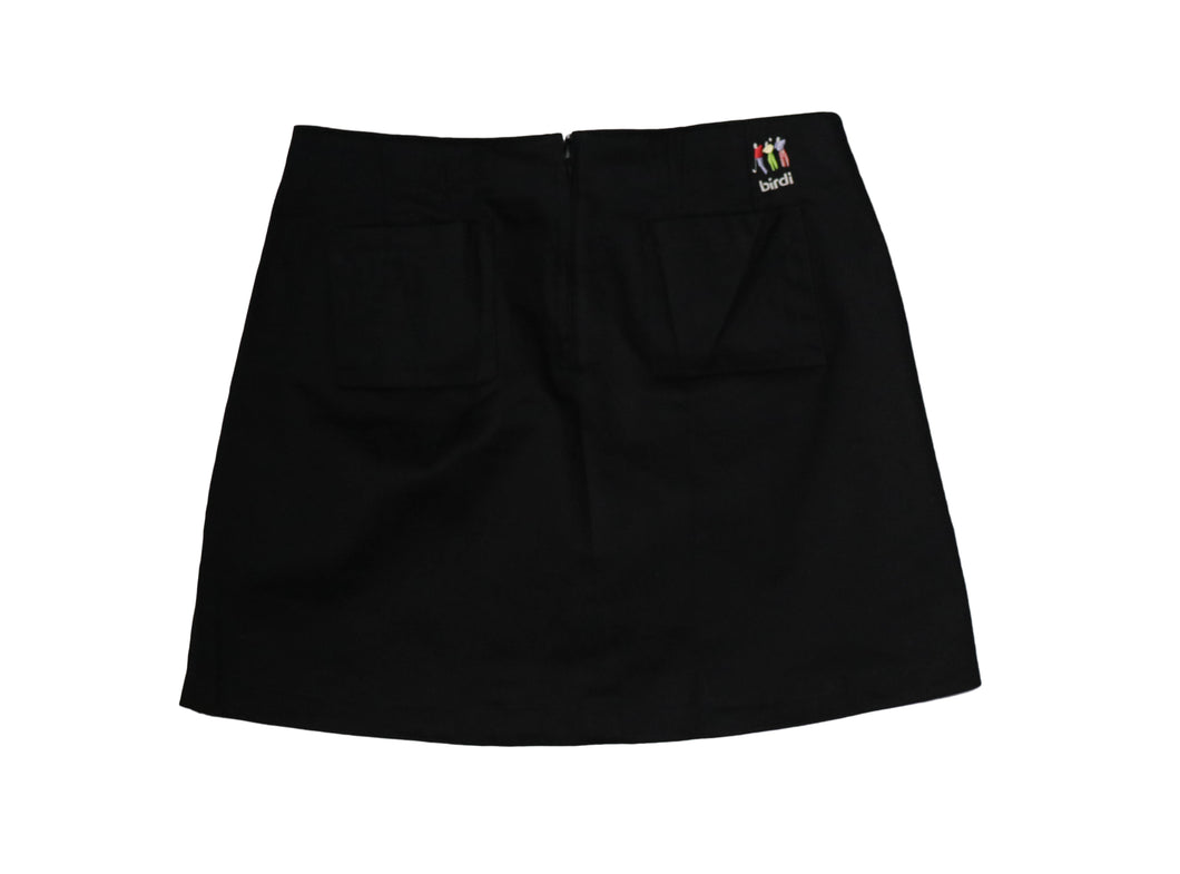 Ladies Skort in Black