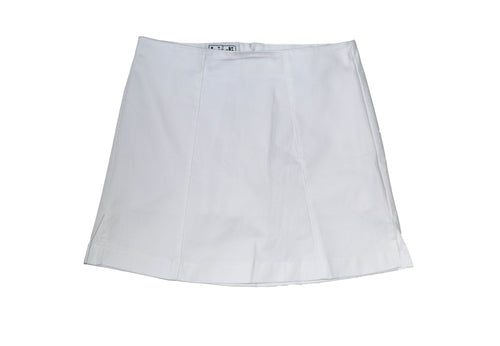 Ladies Skort in White