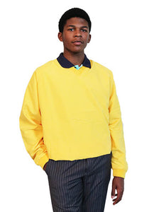 Men's Wind Shirt Bright Yellow
