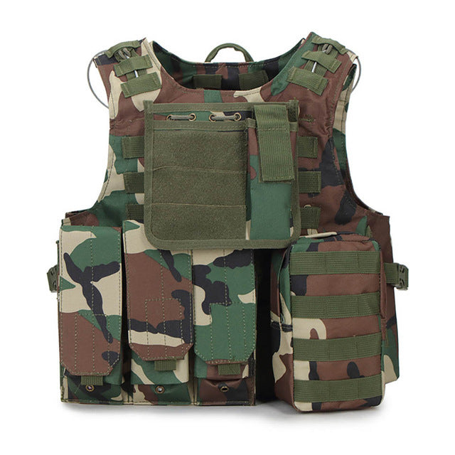 RSX Tactical Body Vest