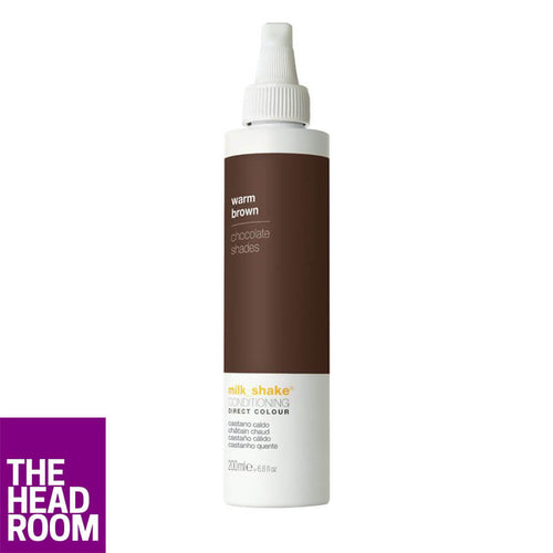 milk_shake Direct Colour Warm Brown 200ml