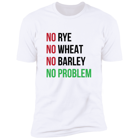 No Rye, No Wheat, No Barley, No Problem