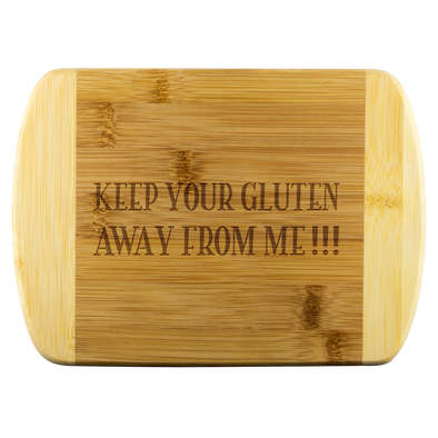 Keep your gluten away from me