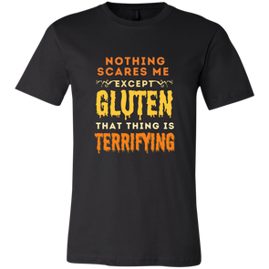 Gluten Is Terrifying