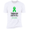 Tough Guy Sensitive Villi CDA - Black