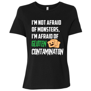 Afraid Of Gluten - Halloween Edition