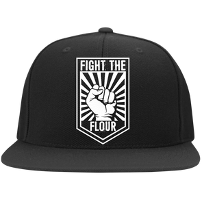 Fight the flour hat