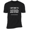 I Am That 1% - Of The Population Your Manager Warned You About #CDA