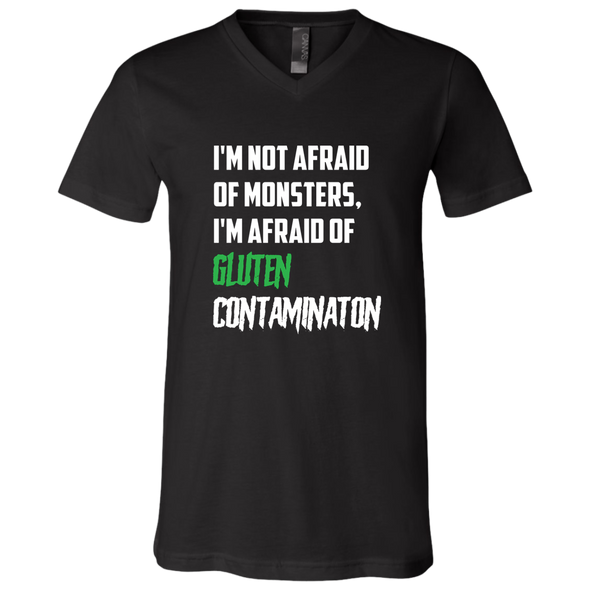 I'm Not Afraid Of Monster, I'm Afraid Of Gluten Contamination
