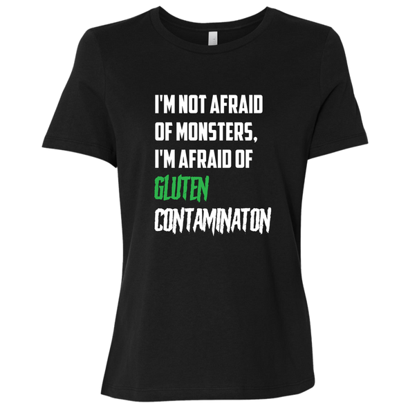 I'm Not Afraid Of Monsters, I'm Afraid Of Gluten