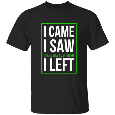I Came I Saw I Left