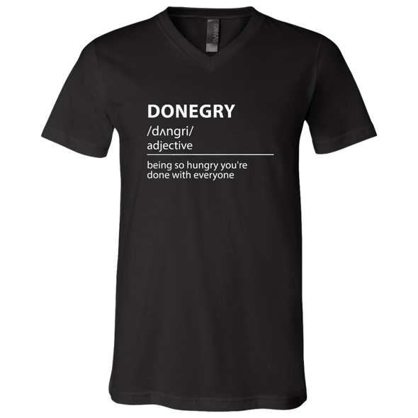 Donegry - Being So Hungry You're Done With Everyone