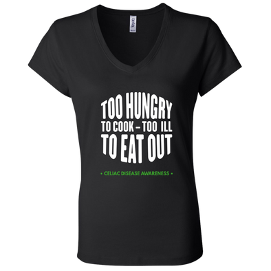 Too Hungry To Cook - Too Ill To Eat Out CDA