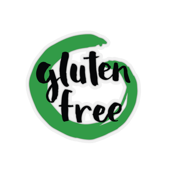 Gluten Free Kiss-Cut Stickers