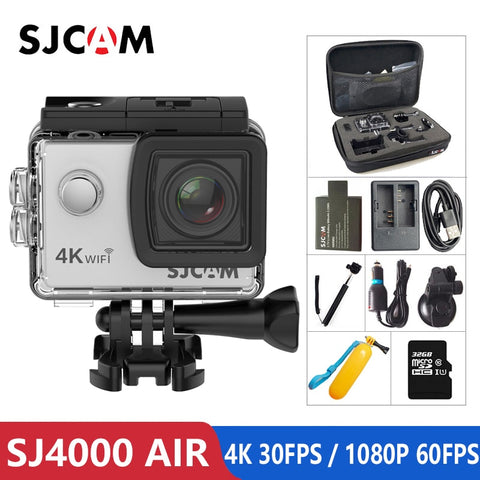 SJCAM SJ4000 AIR 4K Underwater Action Camera