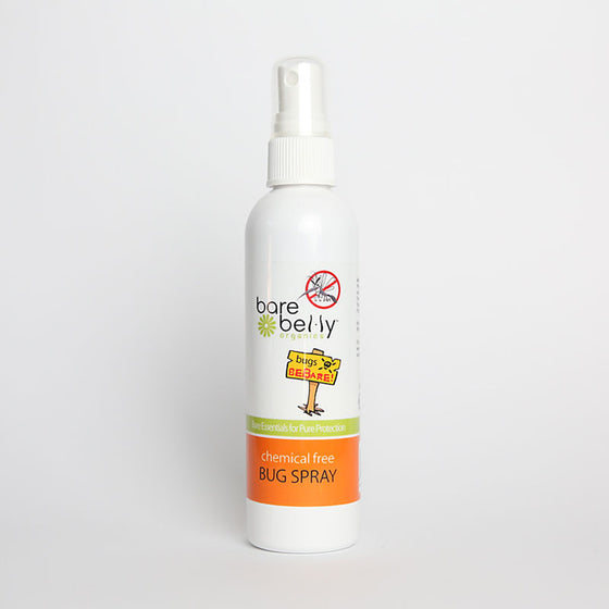 Natural Bug Spray (DEET Free)