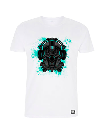 Audio Slave Limited Edition (White) - FakeBum Clothing