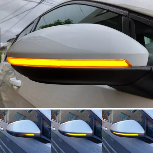 Intermitentes dinamicos LED Golf 7/7.5