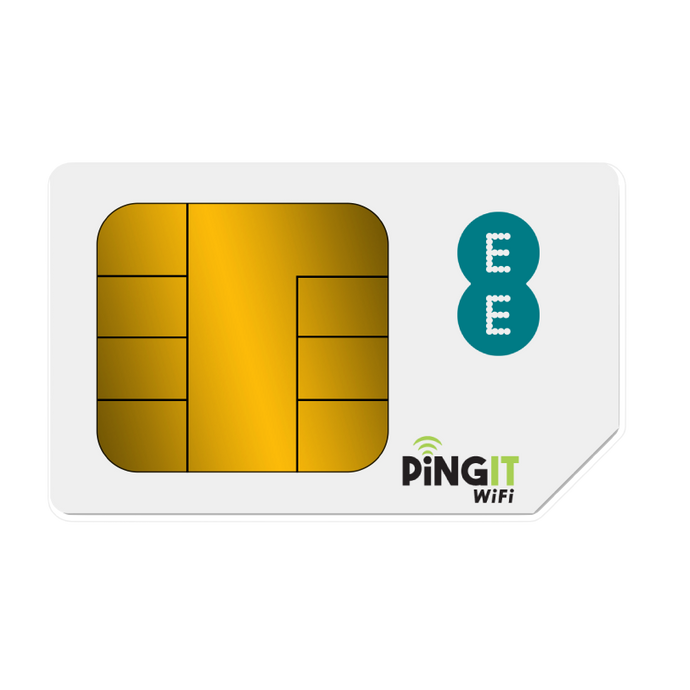 EE Data only sim package