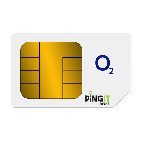 O2 Data only sim package