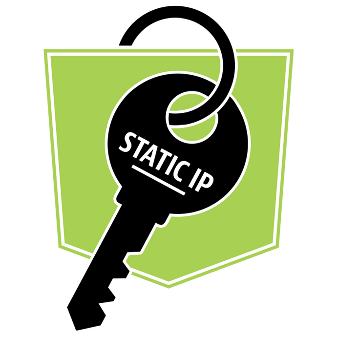 Virtual Static IP Addresses