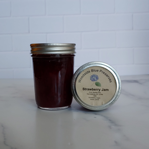 Blueberry Jam 8 oz.