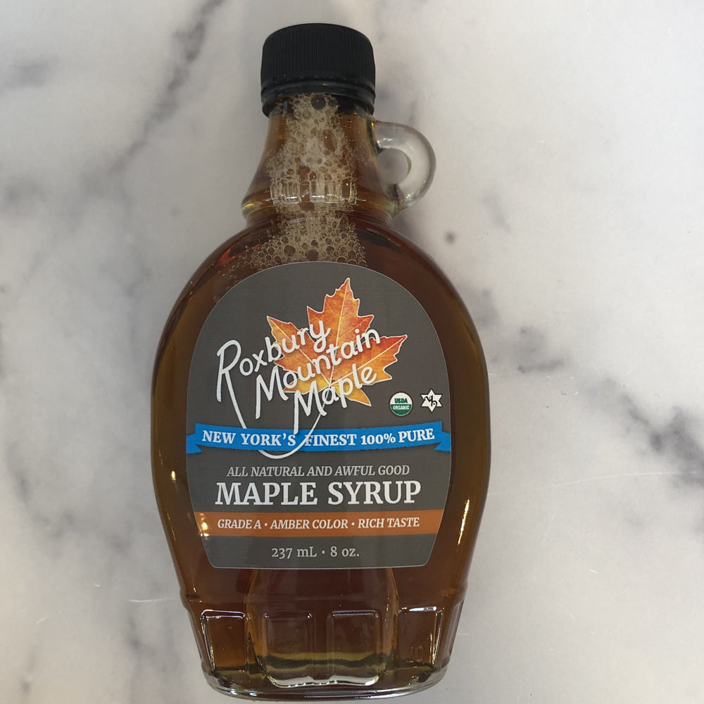 Amber Maple Syrup 12 oz.