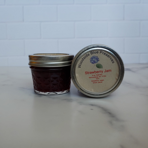 Strawberry Jam 4 oz.