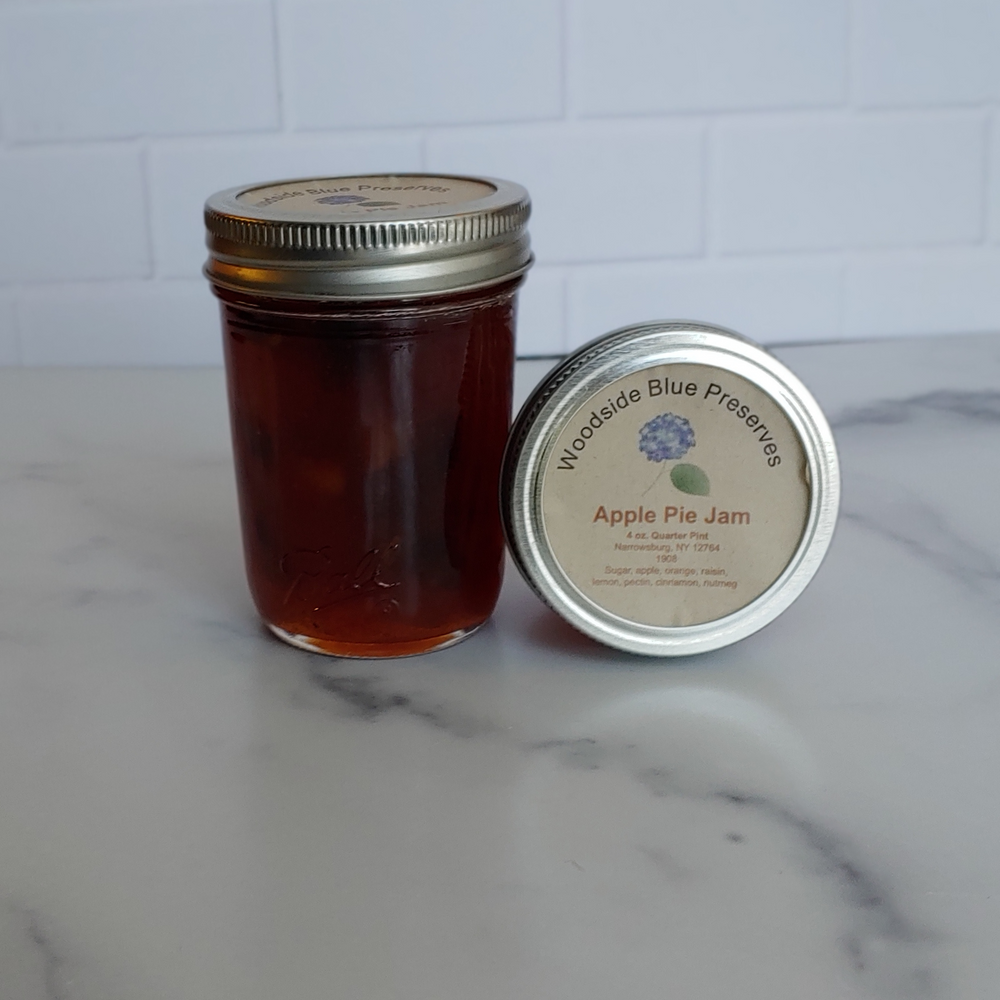 Apple Pie Jam 8 oz.