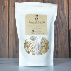 Coconut Granola 10 ounce