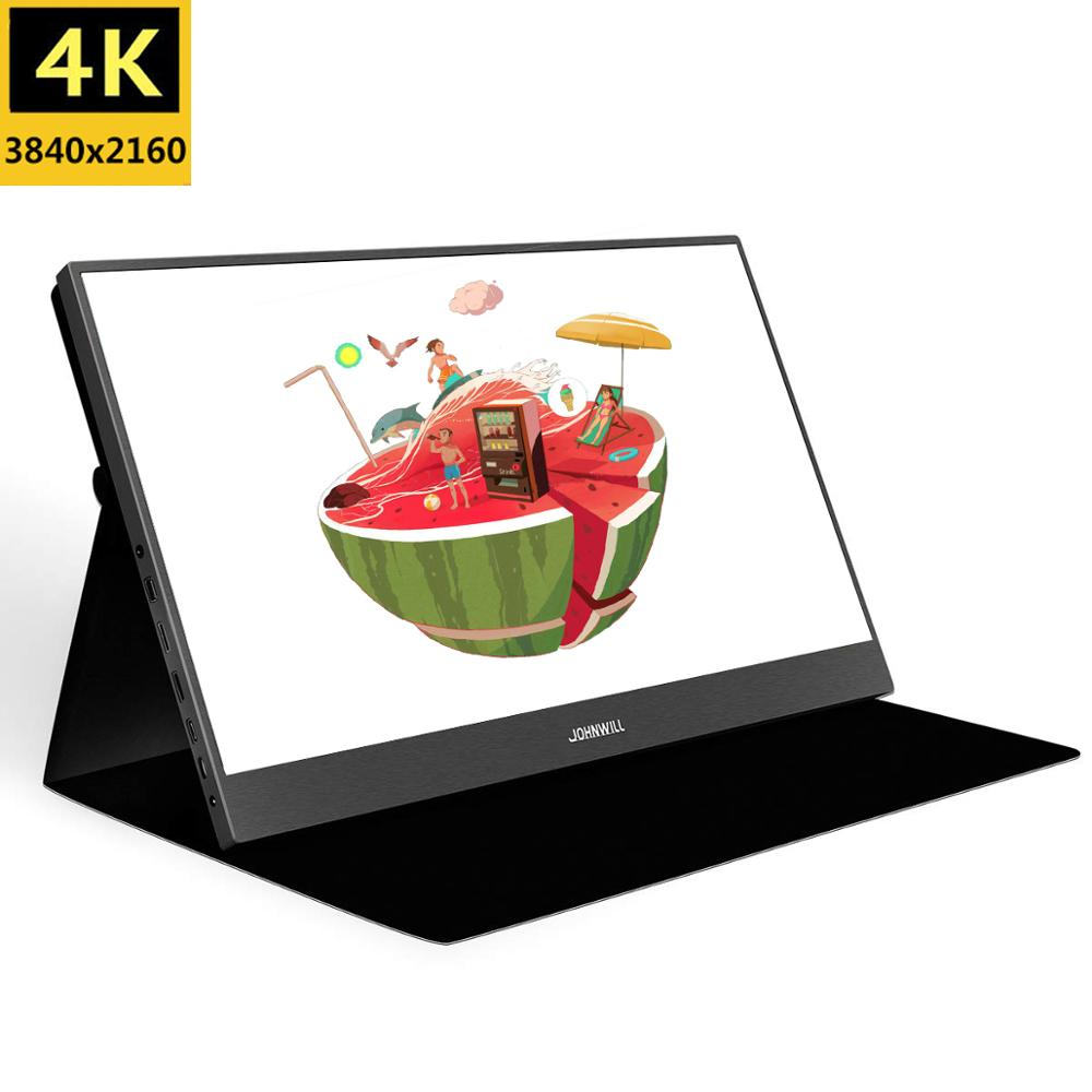 18.4 Inch 4K Portable Gaming Monitor