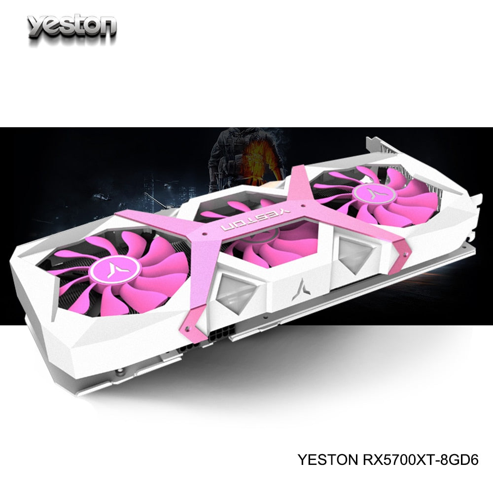 Yeston Radeon RX 5700 XT GPU