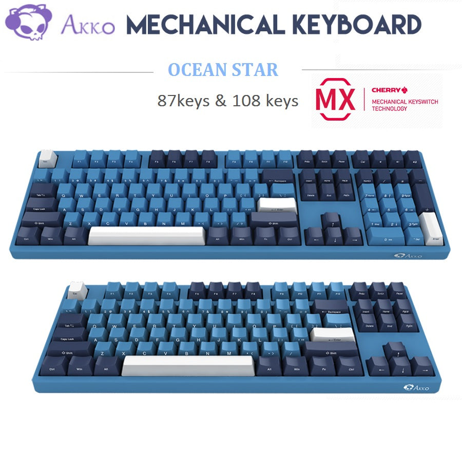 Star Game Mechanical Keyboard