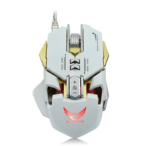 ZERODATE 3200 DPI USB Wired Competitive Gaming Mouse