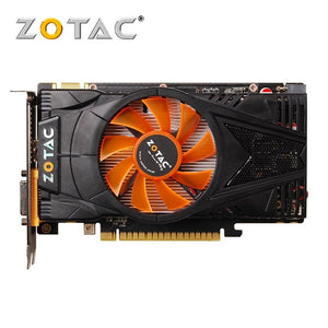 ZOTAC Video Card GTX 550 Ti 1GB GPU