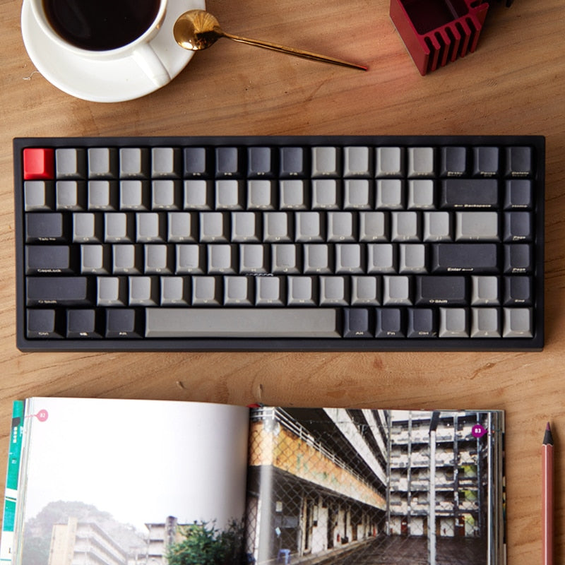 Keycool 84 mini mechanical keyboard