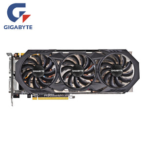GIGABYTE GTX 970 4GB Video Card Original GTX970 GPU