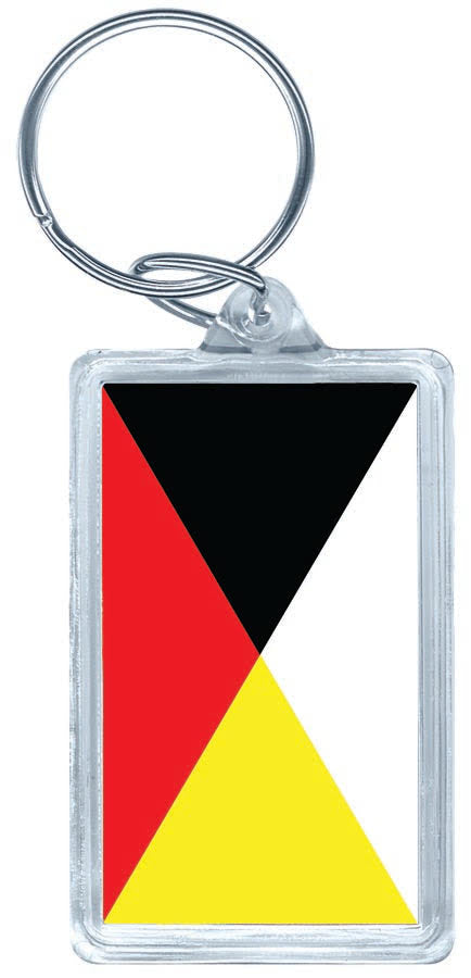 Acrylic Key Tag (4 Color)